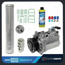 New A/C Compressor Kit Fits: 2008 2009 2010 Mitsubishi Lancer L4 2.0L Non Turbo