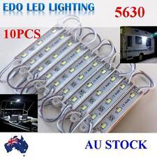 5630 12V LED waterproof Strip Module Light Cool white Camping Boat Caravan