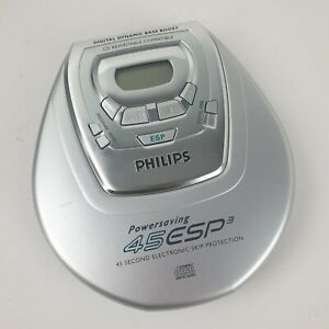 Philips Walkman Discman Portable CD Player Powersaving 45ESP