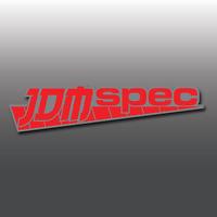 JDM Spec 2 Colour Car Window/Bumper Japanese Drift, Euro Vinyl Decal Sticker