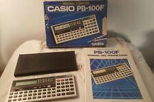 Personal Computer Casio PB-100F