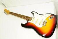 Fender Japan Squier Stratocaster O Serial Electric Guitar Ref No 3297