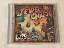 Jewel Quest PC Computer Game with Case