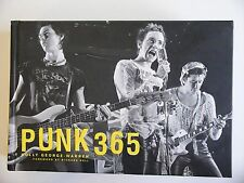 PUNK 365 by Holly George-Warren- Richard Hell- 2007-HC- Sex Pistols- Stooges