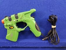 xbox BLASTER X LIGHT GUN Madcatz Shooter Green Black Mad Catz