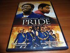 Pride (DVD, 2007, Widescreen) Bernie Mac Used Terrence Howard