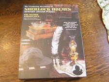 "SHERLOCK HOLMES Mystery 550 Pc Jigsaw Puzzle ""The Watson Inheritance"" NEW"