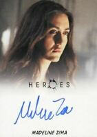 Heroes Archives Madeline Zima as Gretchen Berg Autograph Card