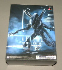 Aliens Lurker Colonial Marines Play Arts Action Figure Square Enix No. 2 NEW