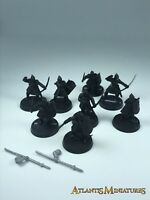 Minas Tirith Warrior X8 - LOTR / Warhammer / Lord of the Rings AA12