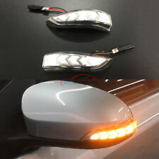For Toyota Camry Corolla Yaris Vios Dynamic Turn Signal Light Side Mirror LED