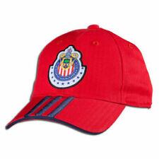 Chivas C.D. Guadalajara Adidas Adjustable Hat Adult One Size Mexico Liga MX NEW!