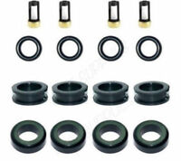 Fuel Injector Repair Kit Orings Filters Grommets for 92-98 Suzuki Chevrolet