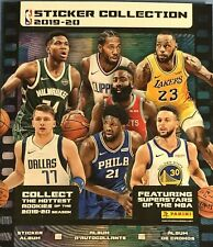 Panini Basketball Sticker & Card Album 2019/2020