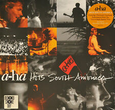 """A-HA - HITS SOUTH AMERICA, 2016 RECORD STORE DAY 12"""" vinyl EP, NEW - SEALED!"""