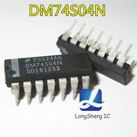 5pcs  DM74S04M  new