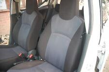 2014 SUZUKI ALTO 15K MILES SZ SEATS AND DOOR CARDS IN CLOTH DRIVERS PASSENGER
