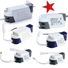 ALIMENTATORE X FARETTI LED 4-7w 8/12-18w 18-24/25W TRASFORMATORE 220V 1€catalogo