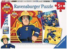 Ravensburger Kinder Puzzle 3 x 49 Teile Bei Gefahr Sam rufen