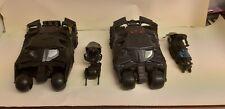 .The Dark Knight Batman Stealth Launch Batmoblie Vehicles   x2