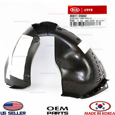 New Front Driver Side Fender Splash Shield Fits 2011-2013 Kia Sportage KI1248121