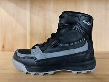 VASQUE CONTENDER HIKING BOOTS BLACK GREY BOOT PS YOUTH SIZE 2-2.5 Y