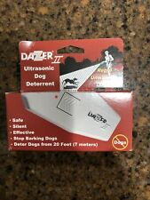 New listing Dog Dazer Ii Ultrasonic Dog Deterrent