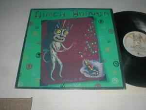 Oingo Boingo NOTHING Grey Matter A&M RE LP 1987 New Wave Ska Punk Danny Elfman