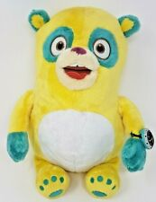 """Official Disney Store Special Agent OSO Bear Soft Toy Teddy -Plush Size 15"""""""
