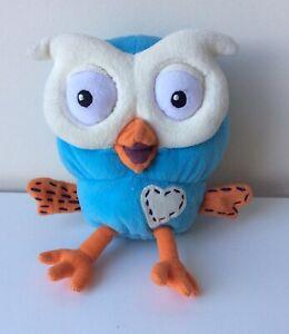 Hoot The Owl Hand Puppet 24 Cms
