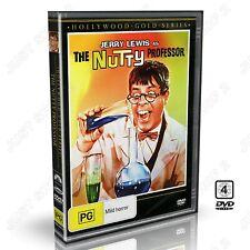 The Nutty Professor DVD (1963) Original Jerry Lewis Movie