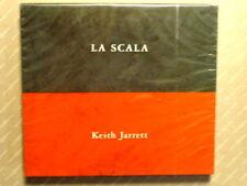 KEITH JARRETT  -  LA SCALA  -  CD  1997  CARTONATO  NUOVO E SIGILLATO