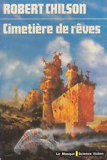 C1 Robert CHILSON Cimetiere de Reves EPUISE As the Curtain Falls