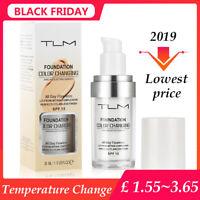 Magic Flawless Color Changing Foundation TLM Makeup Change Skin Tone Concealer*