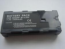 Batteria BT-L225 per SHARP VL-NZ150U VL-NZ155U VL-NZ50 VL-NZ50H VL-NZ50U NUOVO