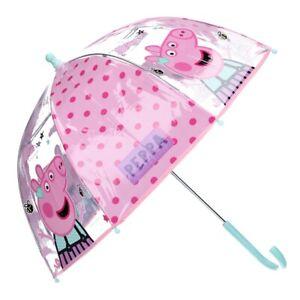 Stockschirm Peppa | Peppa Wutz | Peppa Pig | Kinder Regenschirm