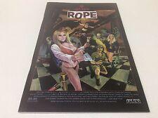 VELVET ROPE #1 (ARCANA/2008/ANTHOLOGY/HORROR/MONSTER BLACK LAGOON/051792)