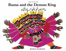Excellent, Rama and the Demon King: An Ancient Tale from India (Urdu-English Bil