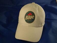 LABATT BLUE OVAL DESIGN BEER LABEL BALL CAP