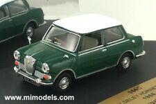 1966 WOLSELEY HORNET MkIII Eevergald Green White roof 1:43 VITESSE * LAST ONE