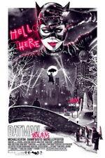 "007 Batman Returns Begins - Classic USA Movie 14""x21"" Poster"