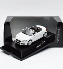 "Schuco 04783 Audi TT Roadster Cabrio ""concept white"" Limitiert, 1:43, OVP, 97/06"