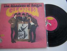 LP 33 TOURS , THE SHADOWS OF KNIGHT , GLORIA , ORIGINAL 1966 . VG - / VG - USA