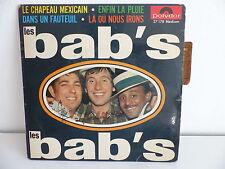 LES BAB'S Le chapeu mexicain .. 27178