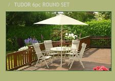 Li-lo Leisure Tudor 4 Seater, 6 Piece patio/garden set. RRP £350