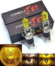 Rally H3C 64146BC 100W 3000K Yellow Two Bulbs Fog Light Replacement Hi Watt JDM
