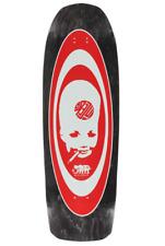 John Lucero Black Label Skateboards Thumbhead 2 Black Stain Deck