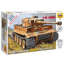 Zvezda 1/72 Segunda Guerra Mundial Alemán tanque Tiger I