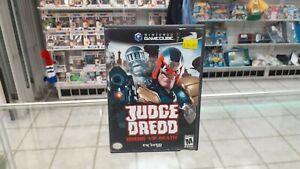 Judge Dredd: Dredd vs Death (Nintendo GameCube, 2005) cb