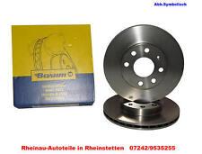 Bremsscheiben BARUM 284mm-VA-NEU-ALFA ROMEO 155 (167) 2.0, 2.5, diverse Modelle